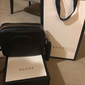 Women Gucci soho disco bag